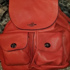 Authentic Coach Medium size backpack